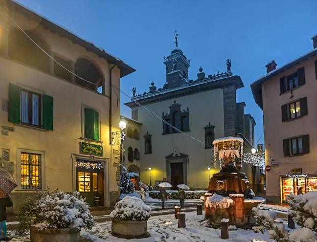 Casnigo San Sebastiano