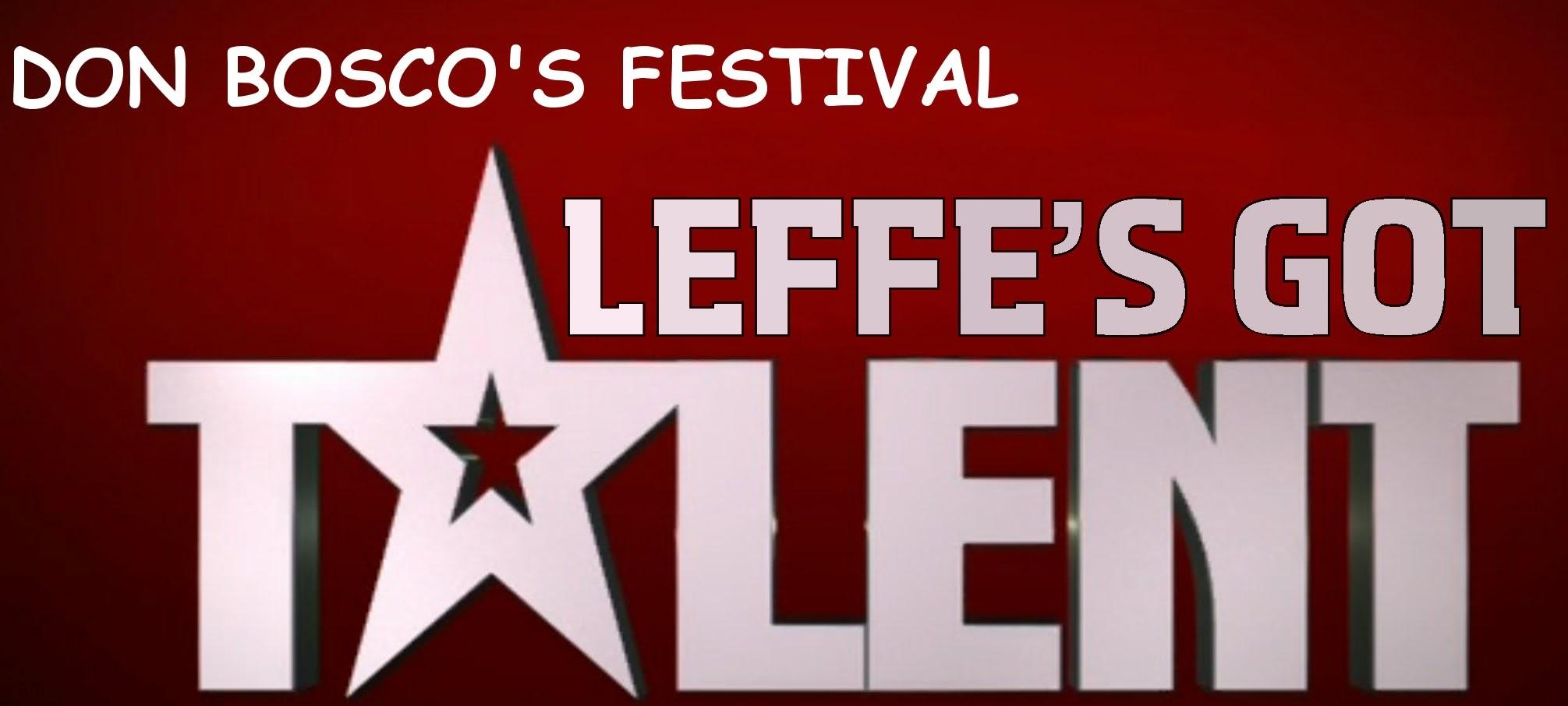 Leffe's Got Talent