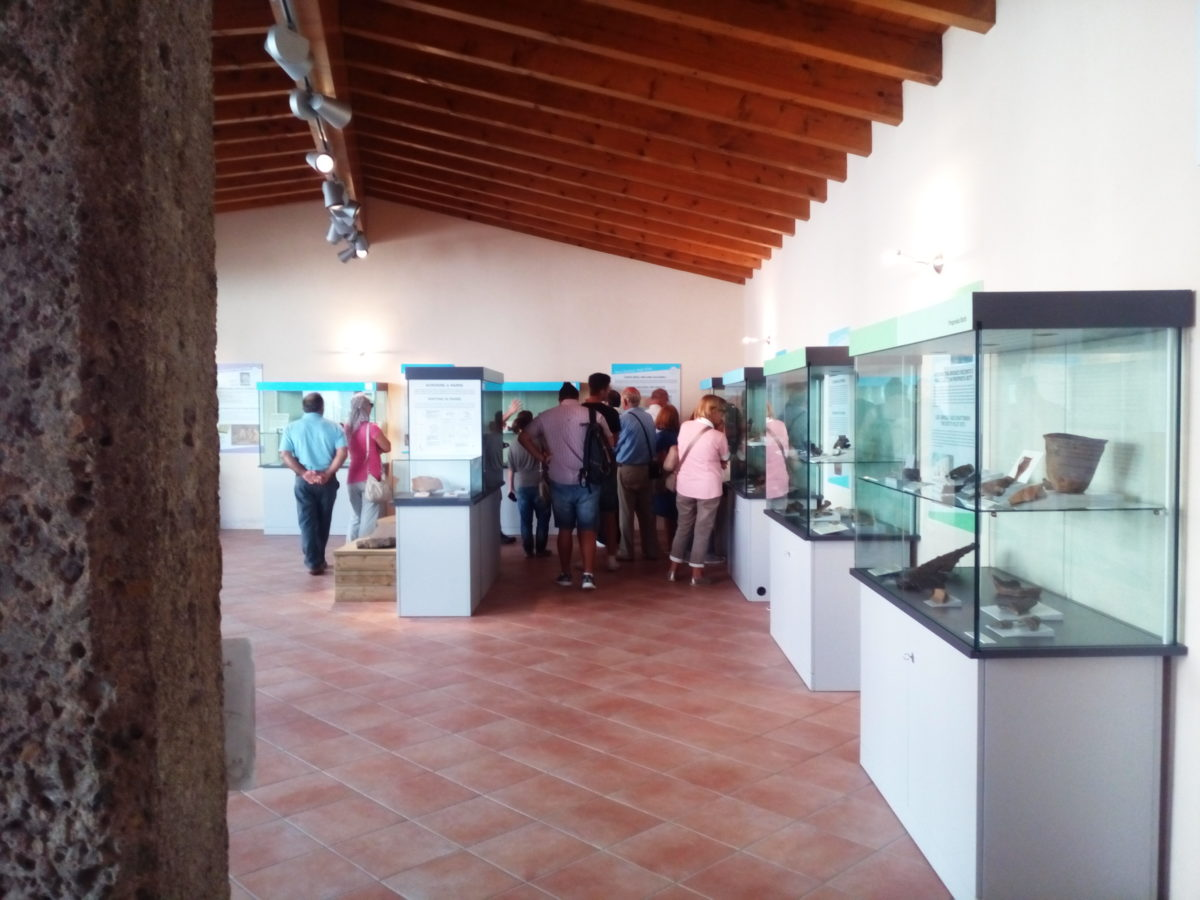 vista oppidum