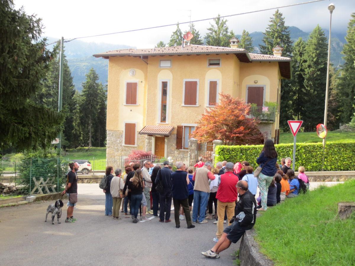 Castione Dorga Visita Ville
