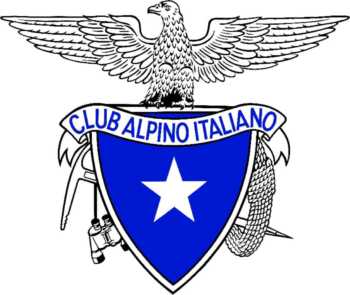 Cai Club Alpino Italiano Stemma