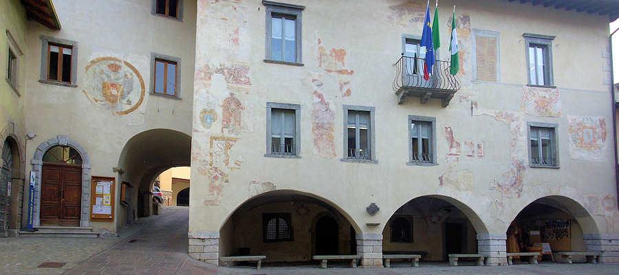 Palazzo Pretorio Vilminore