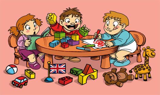 Laboratorio per bambini Rovetta