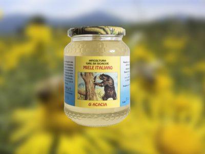 Miele millefiori della Val di Scalve