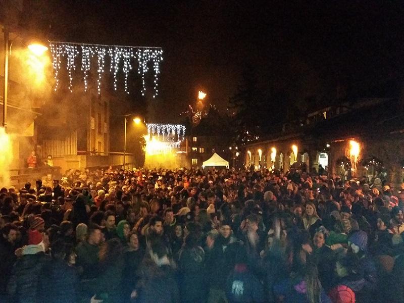 Capodanno In Piazza A Castione Della Presolana
