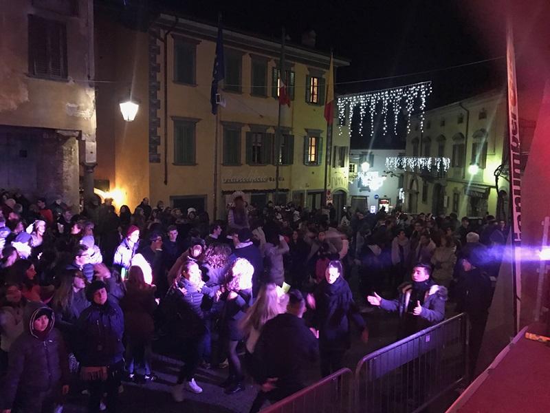 Capodanno In Piazza A Clusone