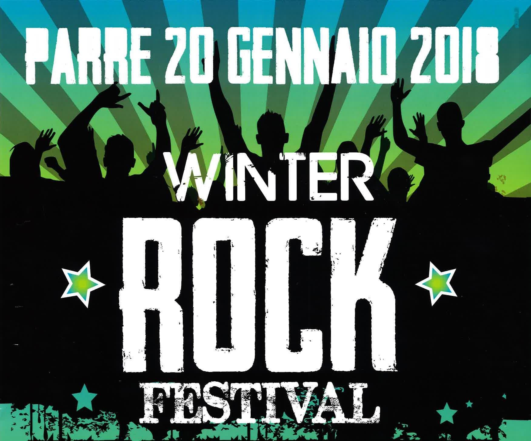 Winter Rock Festival Parre