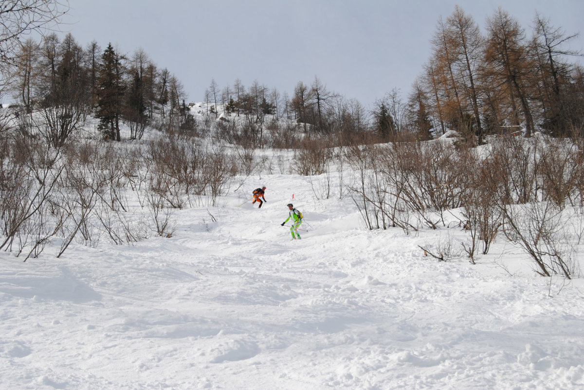 Pizzo Camino Ski Alp Race