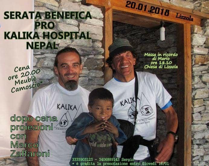 Serata Pro Kalika Hospital