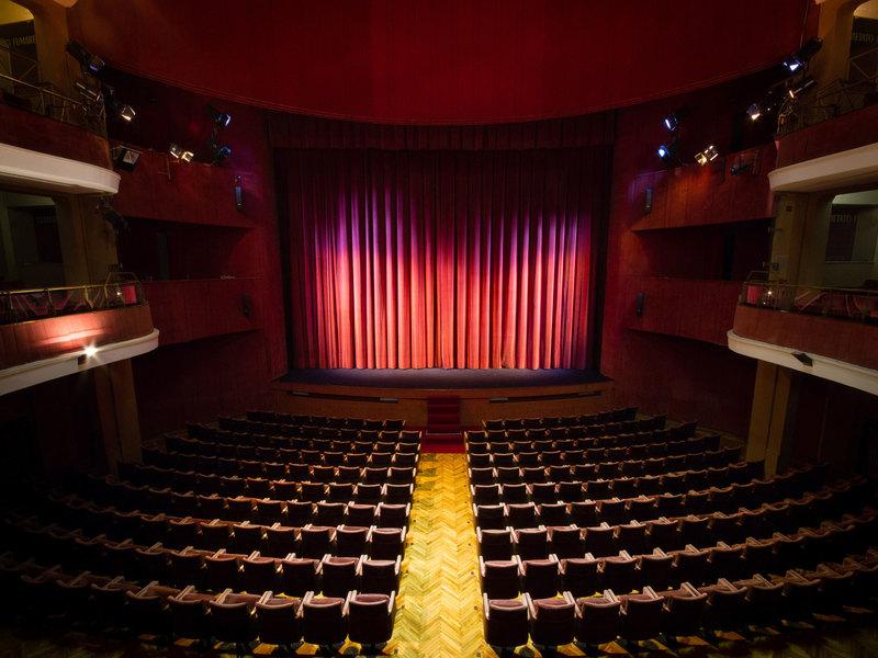 Teatro E Cinema In Quaresima