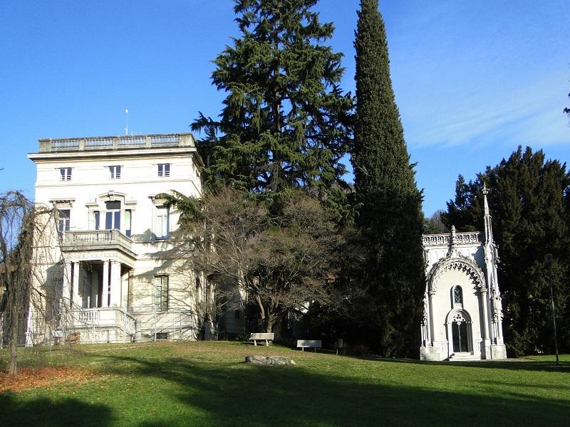 Alzano Lombardo Parco Montecchio