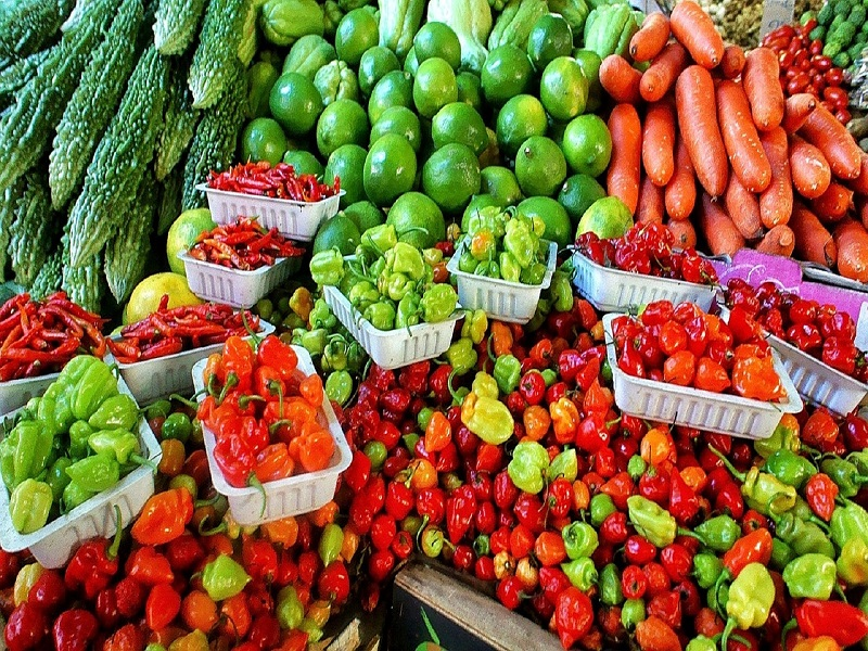 Mercato Agricolo E Non Solo