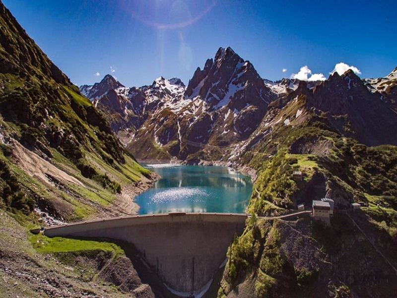 Energia Dell'acqua In Valseriana