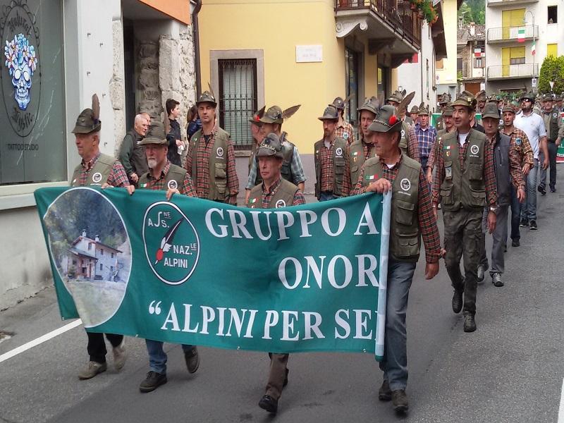 Festa Degli Alpini Onore