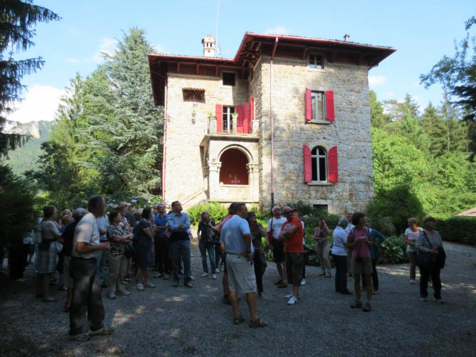 Villa Frattini Pansera