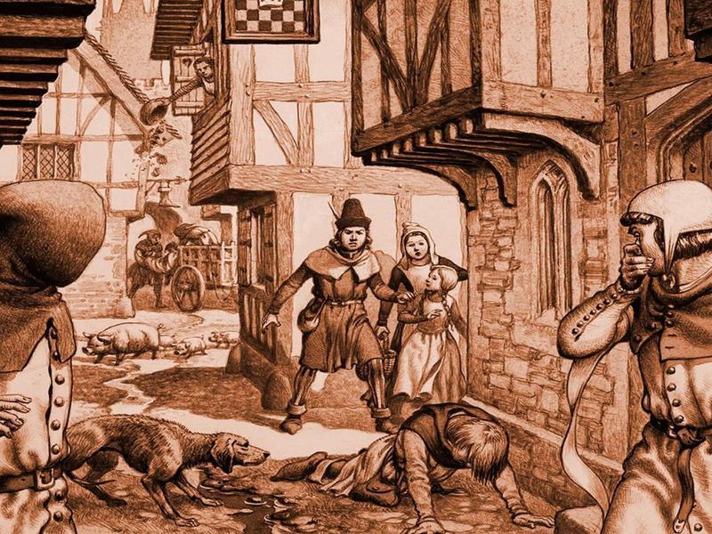 Lercio Medioevo