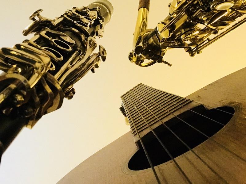Creative Music Band E Ensemble Chitarre