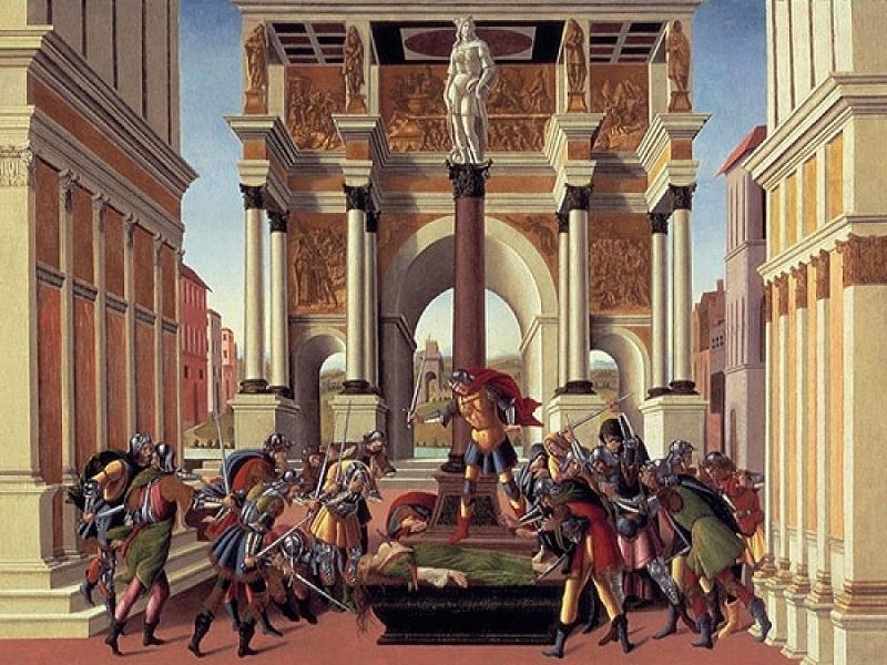 Le Storie Di Botticelli E Gli Altri Capolavori Dell'Accademia Carrara