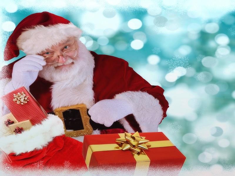 I Bambini Incontrano Babbo Natale