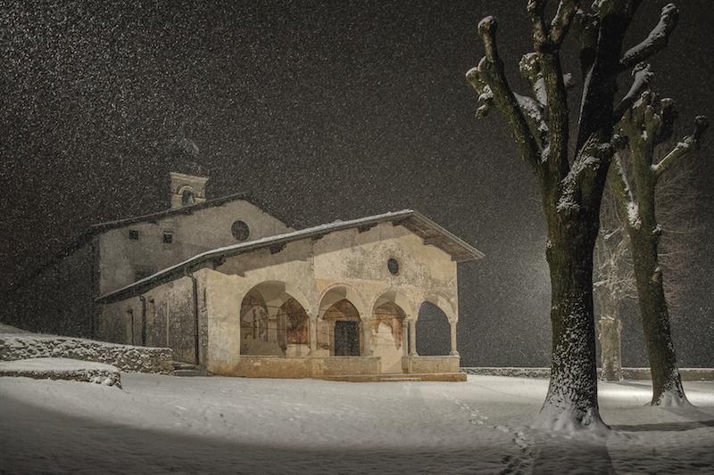 Santuario Trinità casnigo © Valerio Rota Nodari