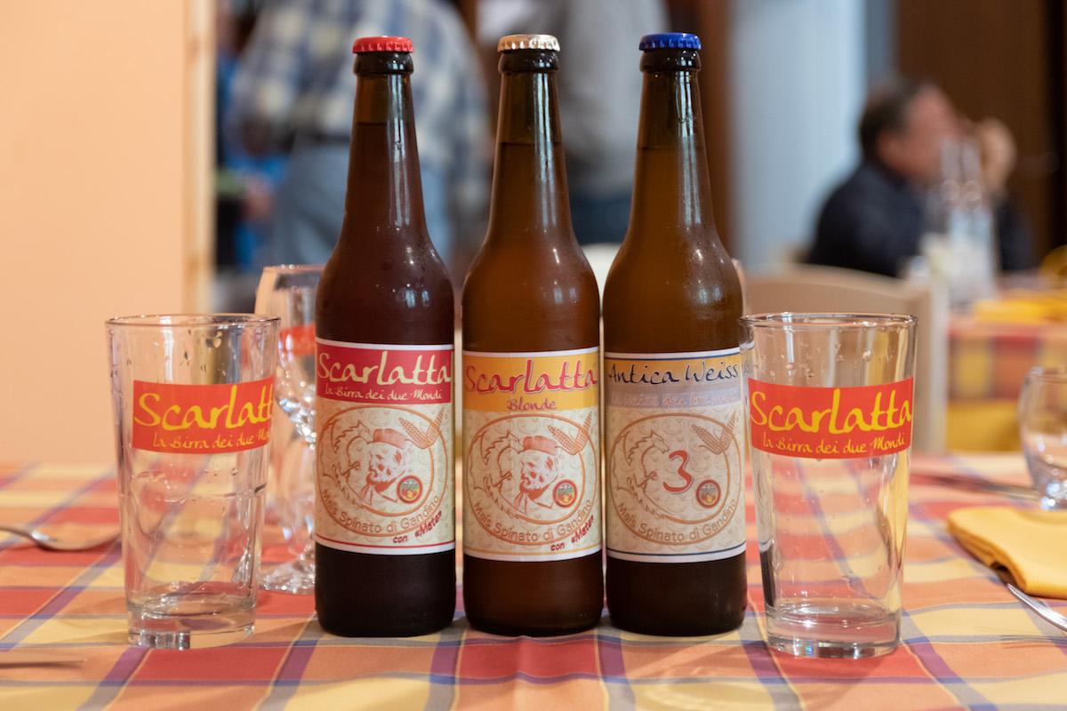 La birra Scarlatta