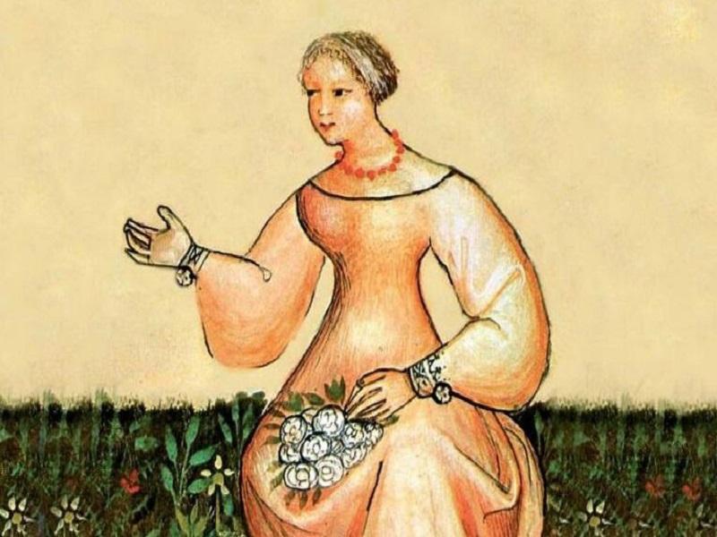 Storie Di Donne Del Medioevo