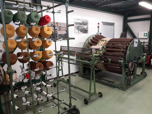 Museo Tessile 2019 Orditoio