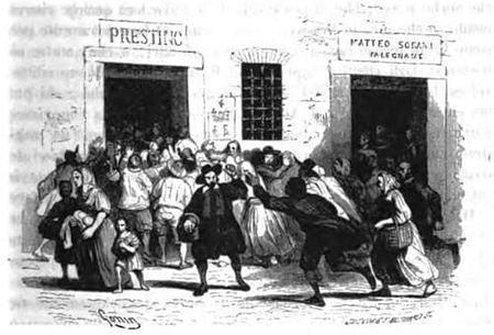 I Promessi Sposi: Renzo a Milano