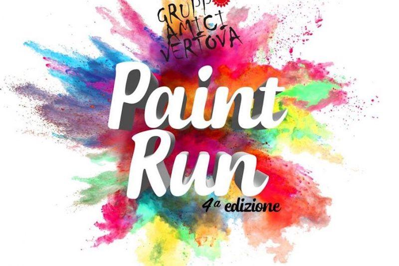 Paint Run Vertova