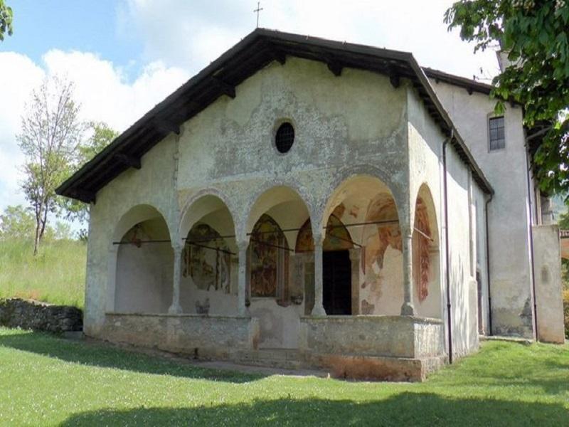 Visita Guidata al Santuario della S.S. Trinità a Casnigo in ValSeriana