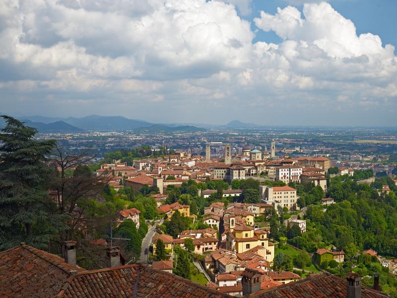 Itinerario Moroniano in Bergamo Alta