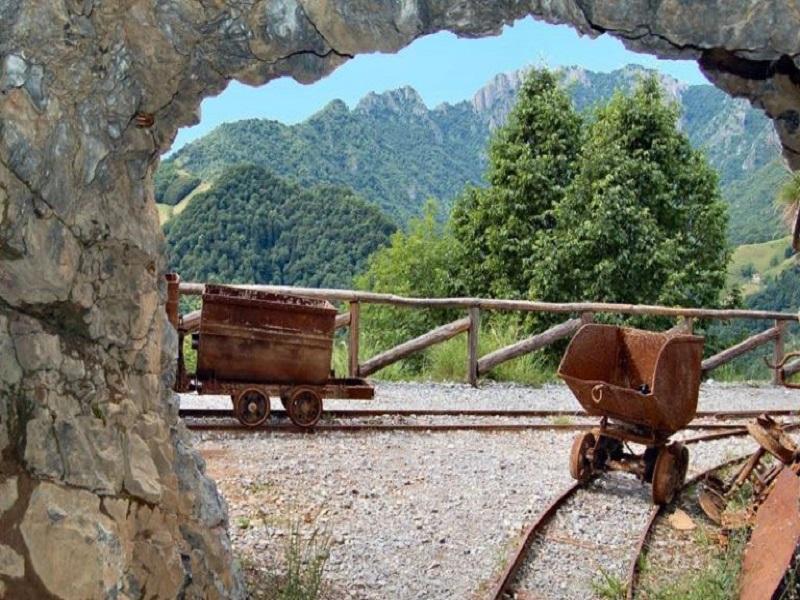Apertura del Museo delle Miniere di Gorno